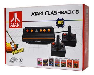 Consola Atari Flashback 8 Clasico 105 Juegos Original Msi