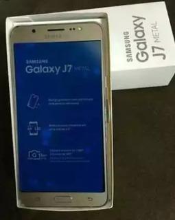 Vendo Um Smartphone Samsung Galaxy J7 Duos Metal.