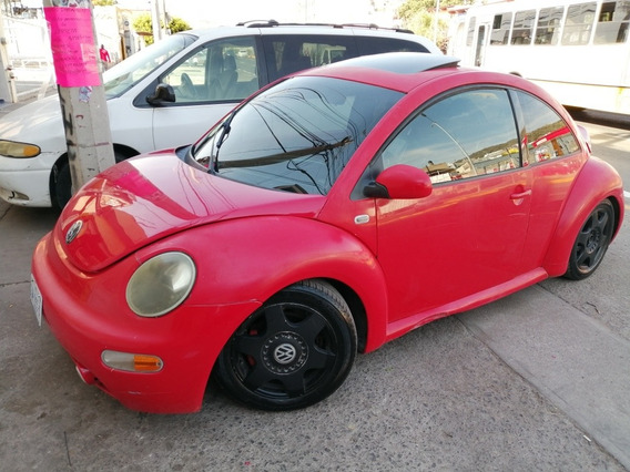 Volkswagen Beetle 2.0 Glx Sport Turbo Piel Qc At 2001