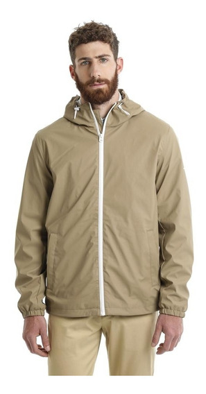 Chamarra Dockers® Hombre Hooded Rain Jacket