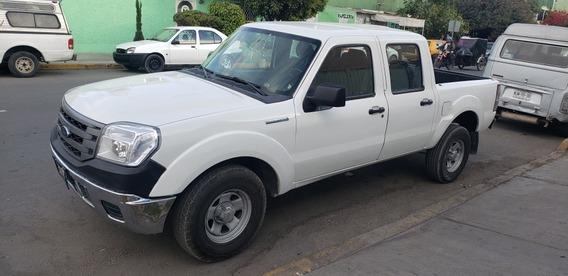 Ford Ranger 2.3 Xl Cabina Doble Ac Mt 2012