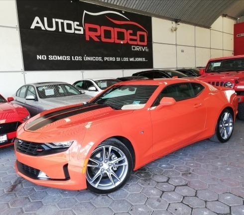 Chevrolet Camaro Rs Edicion Especial 2019, At