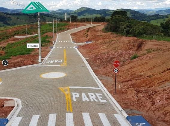 Terreno A Venda No Bairro Cidade Nova Em Carmo De Minas - - 321-1