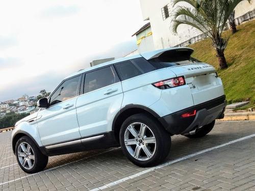 Imagem 1 de 12 de Land Rover Range Rover Evoque 2.0 Prestige 4wd 16v Gasolina