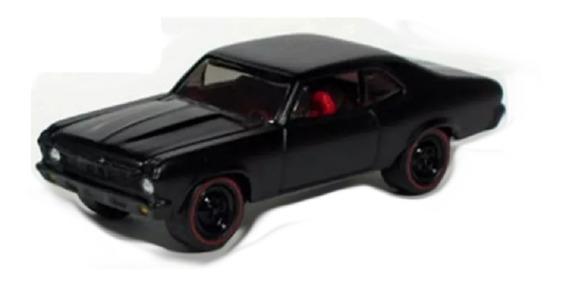 Johnny Lihgtning 1968 Chevy Nova Blacked Out B Solo Envios