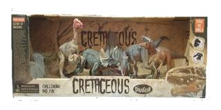 Dinosaurio Set En Caja