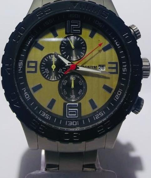 Relógio Magnum Analogico Ma33602e