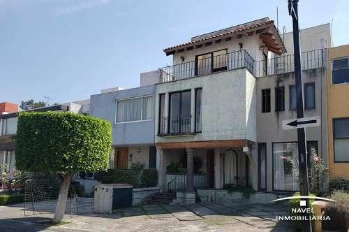 Magnifica Casa En Fracci. Con Estricta Vigilancia, Cav-4137