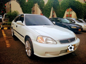 Honda Civic Civic Lx 2000