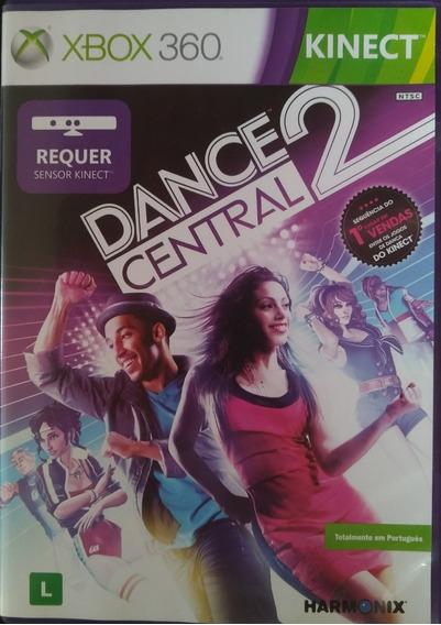 Jogo Dance Central 2 X-box Original - Usado