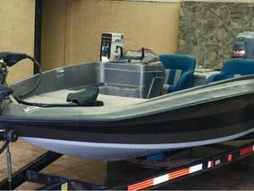 Bass Boat Strattos 150 Hp