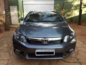 Honda Civic Lrx 2.0 - Único Dono - Brasília/df