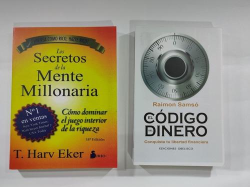 Los Secretos De La Mente Millonaria + Código Del Dinero.