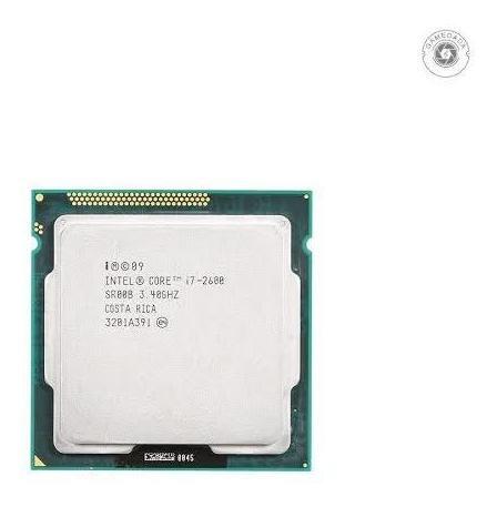Intel Core I7 2600 (cache De 8m, Até 3.80ghz)
