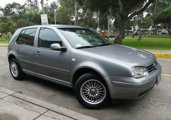 Volkswagen Golf Alemán Impecable