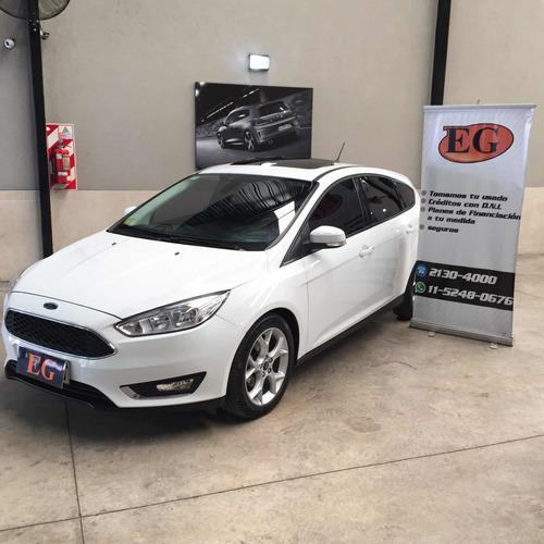 Ford Focus Iii 2.0 Sedan Se Plus At6 2018 Eg Automoviles
