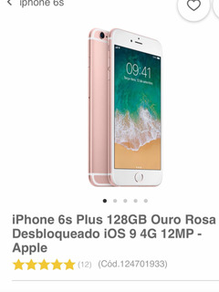 iPhone 6splus 128g