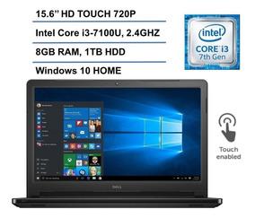 Dell I3567-3636blk I3 6 Gb 1 Tb Touch 15.6 Dvd Win10