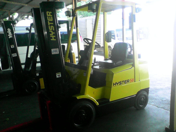Montacargas Hyster Año 1998 - Yale Año 1997
