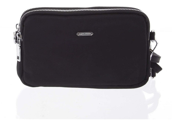 Mini Bolso David Jones 5992-2 Black
