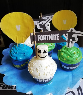 Cupcakes Muffins Fortnite