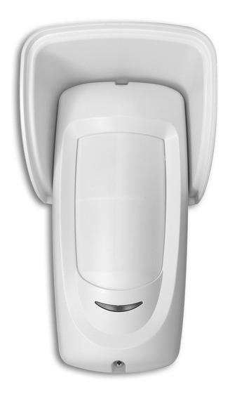 Detector D Mov Para Alarmas Ir1000rf Exterior Inalámbric-12c