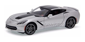 Corvette Stingray C7 Z51 2014 Maisto Exclusive 1:18 38132