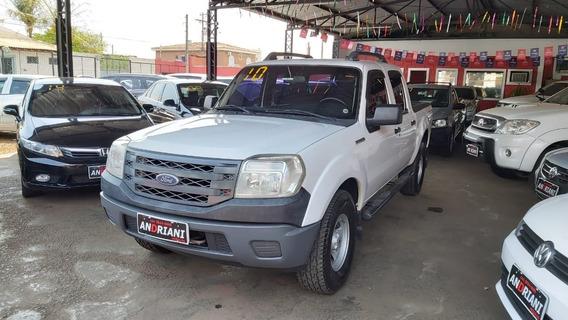 Ford Ranger Xls 3.0 Pse Cd Branco 2010