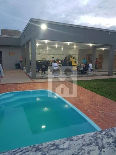 Imagem 1 de 14 de Chácara Com 4 Dormitórios À Venda, 1310 M² Por R$ 890.000 - Vicinal José Riul - Jardinópolis/sp - Ch0018