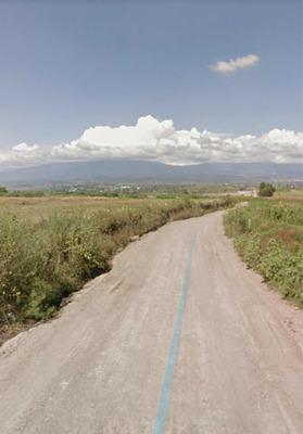 Venta Terreno En Chipilo. Federal Atlixco. Gran Vista Y Desa