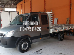 Iveco Daily 35s14 2013 Cabine Dupla