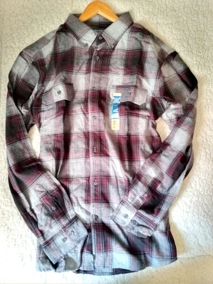 Camisa Faded Glory Xl