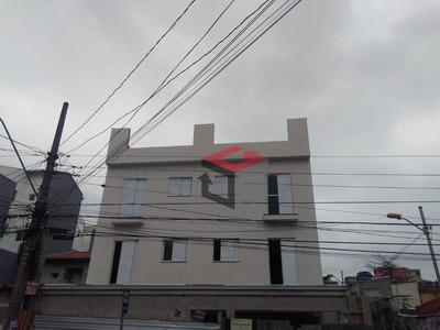 Cobertura Residencial À Venda, Parque Novo Oratório, Santo André. - Co50473