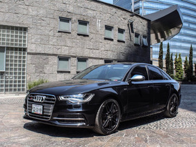 Audi A6 S6 Version S 4.0 V8 Turbocargado 2013