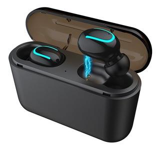 Audifonos Bluetooth 5.0 Manos Libres Power Bank Contra Agua