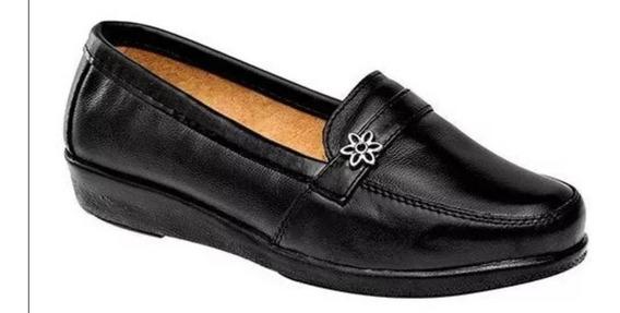 Calzado Para Dama Talla 24.5 Color Negro Cerrado G214 Dagoz