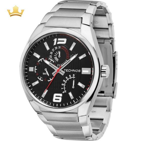 Relógio Technos Masculino Jr00al/1r Com Nf
