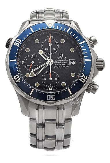 Omega Seamaster Titanium 300m Diver Chronograph 41.5mm