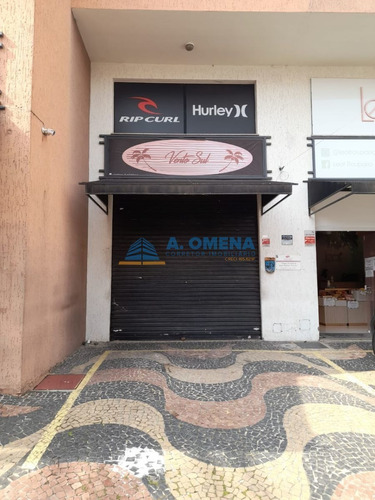 Imagem 1 de 9 de Salão Comercial - Comercial             - 606