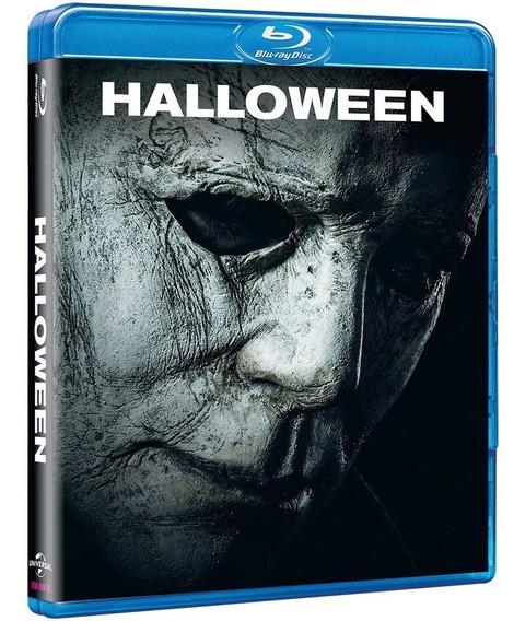 Halloween 2018 Pelicula Blu-ray