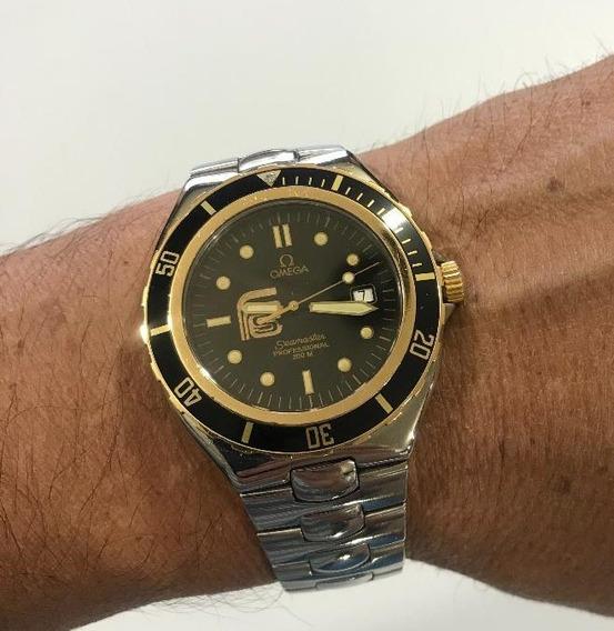 Reloj Omega Seamaster 200m Oro Acero