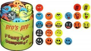 Antivibradores Pros Pro Funny Face X60 Box Caritas
