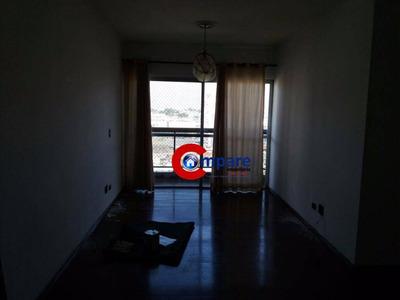 Apartamento Residencial Para Locação, Vila Augusta, Guarulhos - Ap5222. - Ap5222