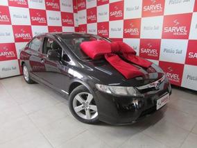 Honda Civic Lxs 1.8 16v Flex, Nkb1307
