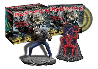 Iron Maiden The Number Of The Beast Deluxe