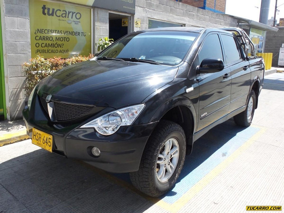 Ssangyong Actyon Sport At 2000 Cc Aa