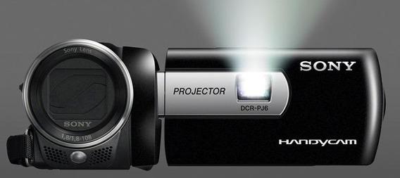 Filmadora Handycan Sony Dcr-pj6