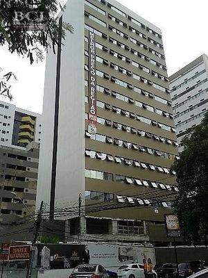 Sala Comercial Para Venda E Locação, Boa Viagem, Recife. - Sa0044