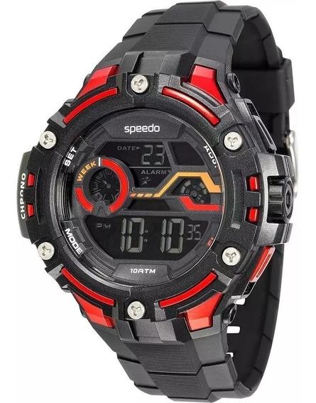 Relógio Masculino Speedo Digital Esportivo 65082g0evnp3
