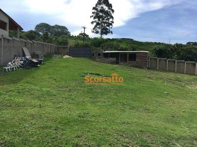 Terreno À Venda, 300 M² Por R$ 250.000 - Lagoa - Itapecerica Da Serra/sp - Te0727